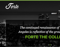 Forte the Collective :: Rebranding 2012