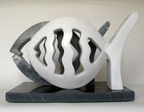 Mermer Heykel Çalışmalarım (Marble Sculpture Works)