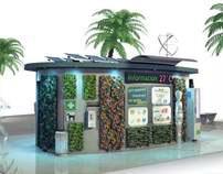 Multifunctional Hygiene Cabin 2014