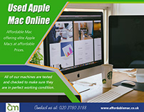 Get Apple Refurb Online