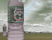 "Poland Spring ""Made From Nature"""