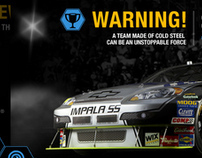 Kobalt Jimmie Johnson 4X Homepage