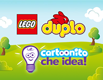 Lego Duplo - Cartoonito che idea!