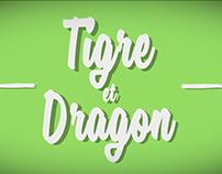 Sample : Tigre et dragon
