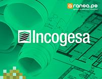 Incogesa | Diseño de Logotipo