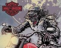 Harley Davidson Catalog & Custom 2012