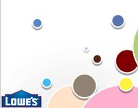 Lowe's Paint Campaign 09