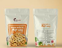 Cashew Packaging