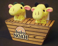 Baby Noah package concept