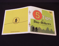 Information Design (5 Tips for Day Hikers)