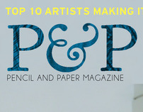 Pencil & Paper Magazine [Publication]