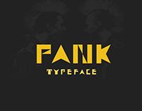 Typeface PANK