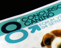8º CONCURSO CANINO, Forúm Vizela