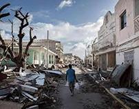 Hurricane property damage