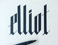 Handlettering Collection 2017-2018