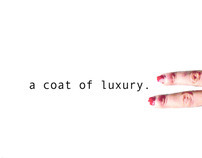 a coat of luxury