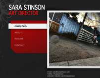 Art Director website