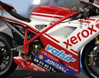 Ducati 1198 SBK Replica