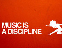 Music is a Discipline