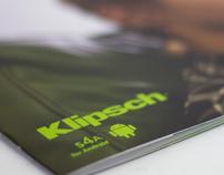 Klipsch Image S4A Headphone Brochure
