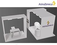 AstraZeneca Exhibition Stand