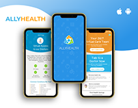 Allyhealth - Telemedicine for businesses & consumers