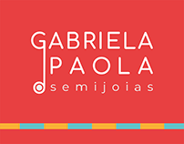 Gabriela Paola Identidade Visual