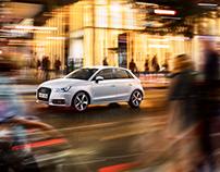 Audi Retouching