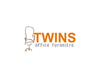 Twins office furniture | Logo