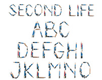 DGD: 3D Type Design called Second Life