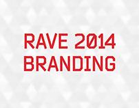 RaveBeforeBreakfast 2014 Branding