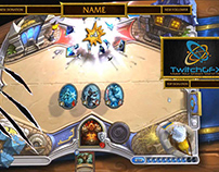 Free Hearthstone Twitch Overlay