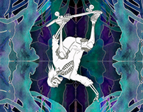 Skeleton Skate Series