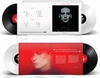 Double Pochette Vinyl pour Thomas Azier