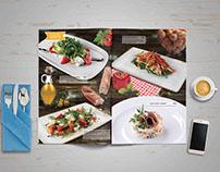 Autumn menu for Bora Bora Cafe
