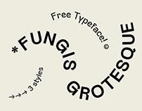 FUNGIS - Free Typeface