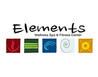 Elements Wellness Spa and Fitness Center Logo
