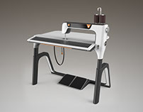 Sewing Machine (Master's thesis)