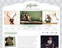 Jen Dake website