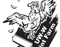 UW-W Print Farm Logo