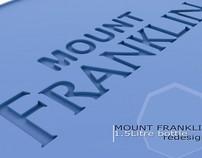 Mount Franklin Water Bottle