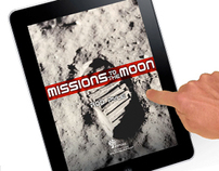 iPad Demo - Missions to the Moon