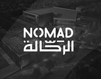 NOMAD || Branding