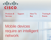 Cisco Mock-Up