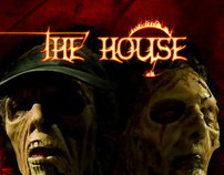 the house ,interactive dark ride