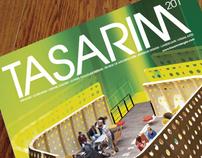 """""""Tasarım"""" magazin cover"""