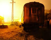 Haunted Railway