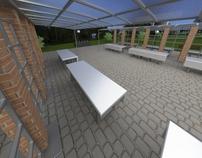 Local Market 3d Design