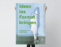 Ideen ins Format bringen
