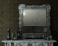 The Mirror (personal CGI work)